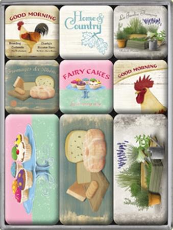 Nostalgic Art Magnetky na ledničku Home & Country