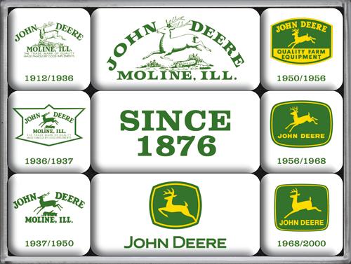 Nostalgic Art Magnetky na ledničku John Deere Since 1876