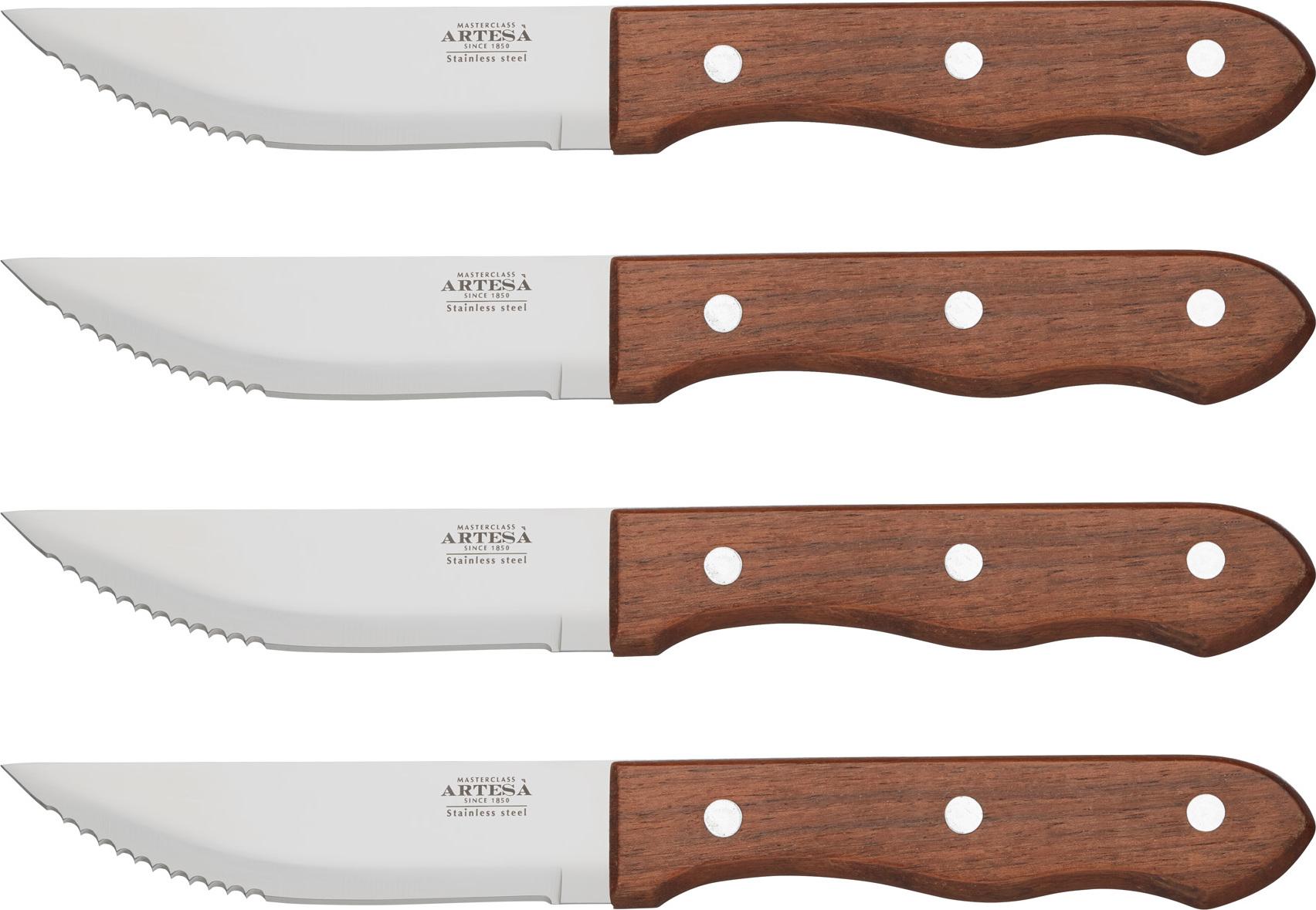Kitchen Craft Steakové nože Artesa