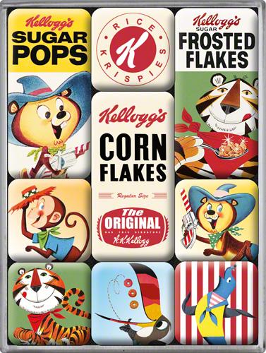 Nostalgic Art Magnetky na ledničku Kellogg's Corn Flakes