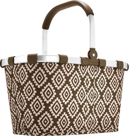 Nákupní košík Reisenthel Moka s diamanty | carrybag