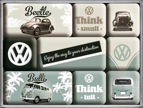 Nostalgic Art Magnetky na ledničku Volkswagen