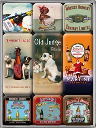 Nostalgic Art Magnetky na ledničku Old Judge