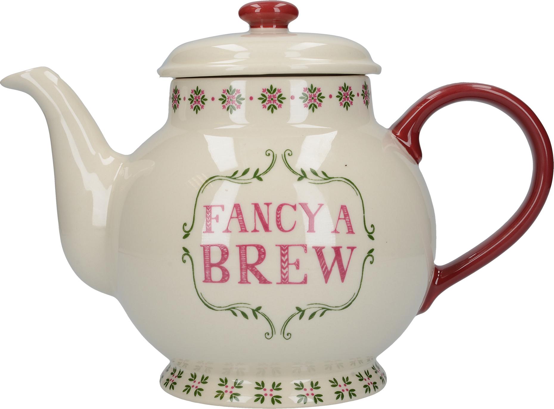 Creative Tops Vánoční konvice na čaj Stir It Up