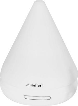 Ultrazvukový difuzér Millefiori Milano Hydro, skleněný/Pyramida, 10W