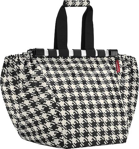 Nákupní taška Reisenthel Černo-bílá s motivem padesátek | easyshoppingbag