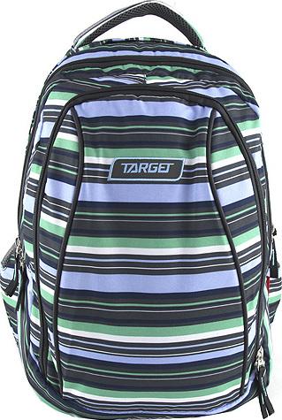 Target skolni batoh goal modro zeleny levně  513159a95b