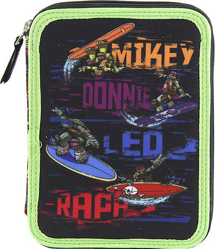 Target Školní penál s náplní TMNT Želvy Ninja