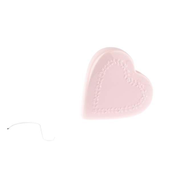 Casa de Engel Zvlhčovač vzduchu | srdce | větší Barva: růžová