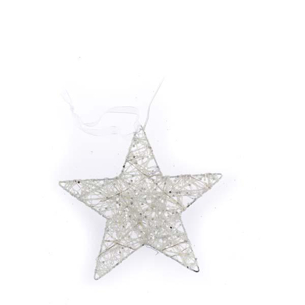 Casa de Engel Hvězda s LED světlem | 2 rozměry Velikost: menší, Provedení: B