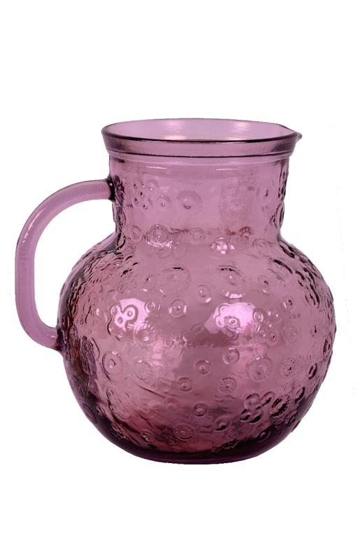 Flora Džbán na vodu   4 barvy Barva: růžová