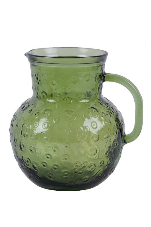 Flora Džbán na vodu   4 barvy Barva: zelená