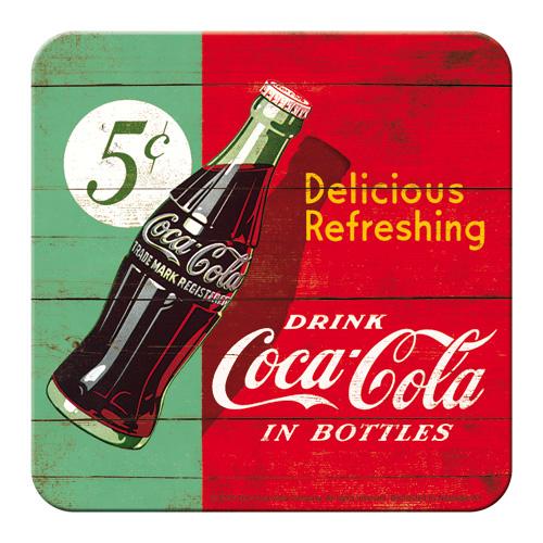 Nostalgic Art Podtácek Coca Cola Delicious Refreshing