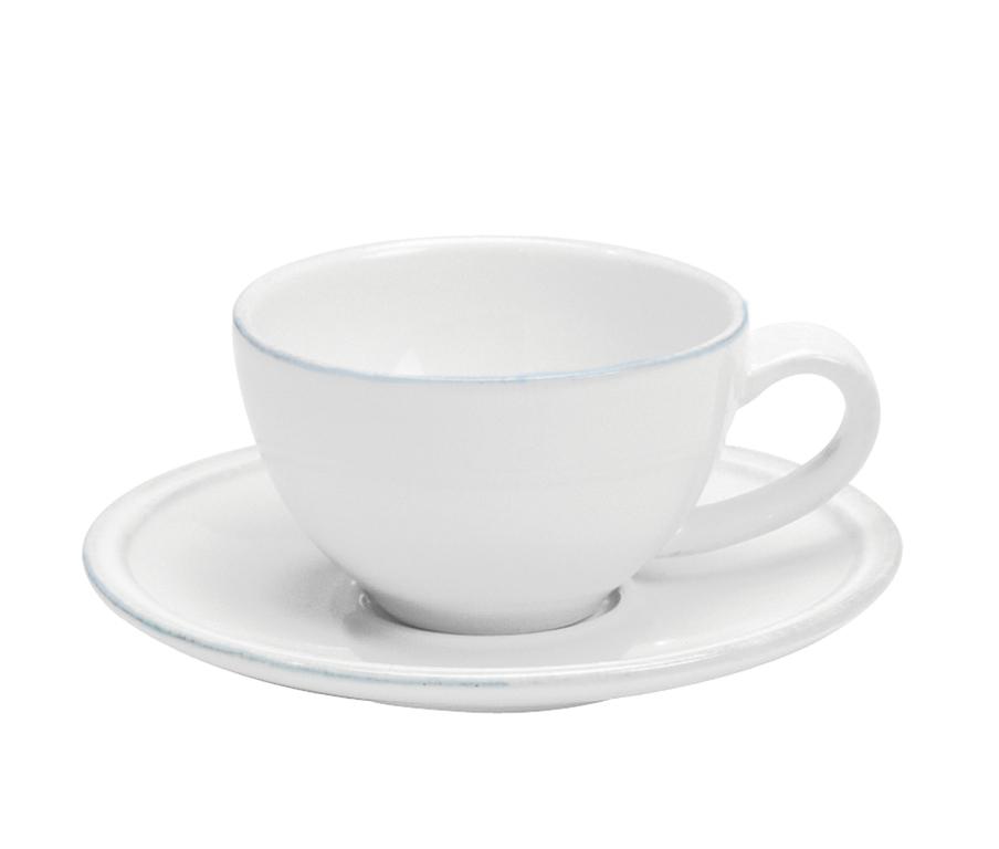 COSTA NOVA Hrnek na kávu s podšálkem | Friso | 0,1l