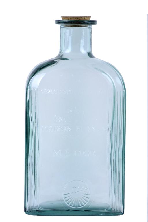 Ego Dekor Skleněná láhev| 2 barvy Barva: čirá EDZML-3052/CIR