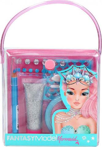 Make-up Fantasy Model Mořská panna