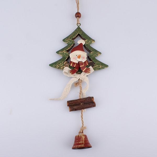 Casa de Engel Závěsná dekorace   Sněhulák   vánoční