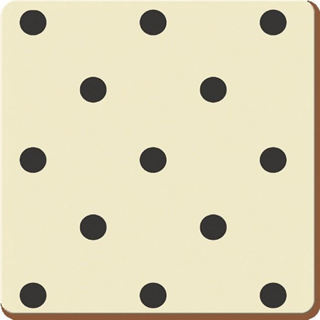 ID Korkové prostírání Modern Spot Rozměry: 10x10cm - 4ks