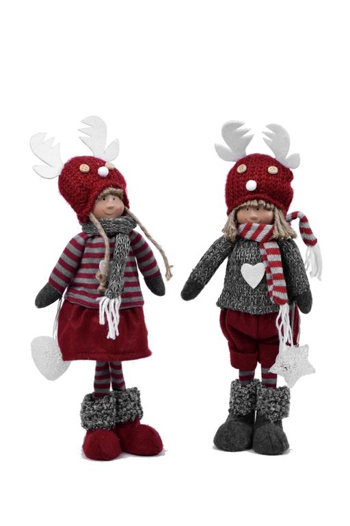 Ego Dekor LED dekorace | vánoční | holčička | více velikostí Velikost: větší EDEGO-640032