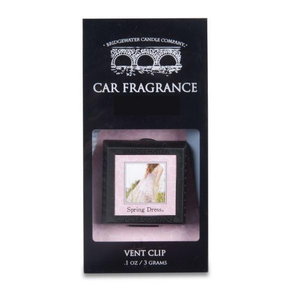 Bridgewater Candle Company Vůně do auta SPRING DRESS 3g