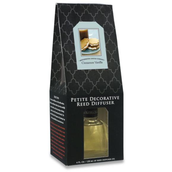 Bridgewater Candle Aroma difuzér CINNAMON VANILLA 125ml IDDIFUSER-CINNAMON-VANILLA-SMALL