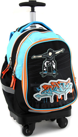 Školní batoh Trolley Target Skate e8069e73c4