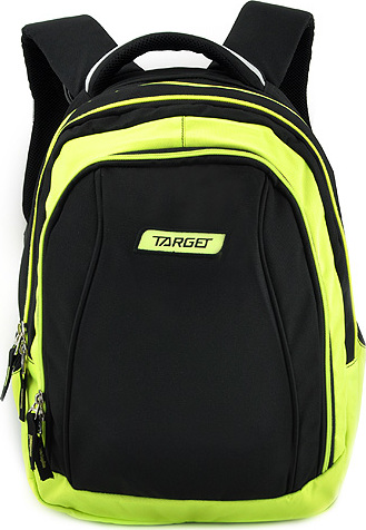 d437a8d8448 Školní batoh 2v1 Target Žluto-černý NW2425162