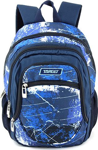 Školní batoh Target Modrý se vzorem NW2425286 1d7dba7da7