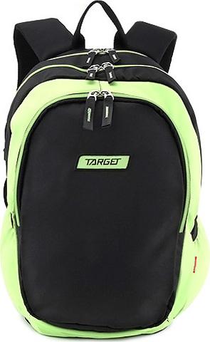 bd12abb3456 Studentský batoh Target Zeleno-černý NW2425345