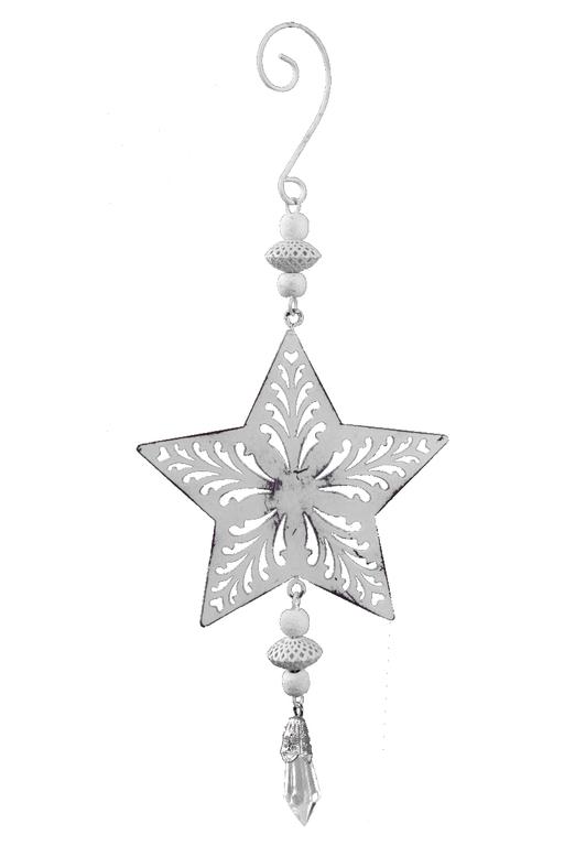 Ego Dekor Vánoční dekorace | hvězda | s diamantem | více velikostí Velikost: větší