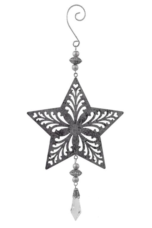 Ego Dekor Vánoční dekorace | hvězda | diamant | více velikostí Velikost: větší