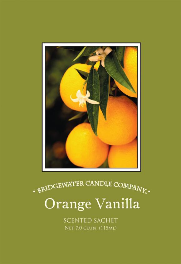 Bridgewater Candle Company Vonný sáček ORANGE VANILLA 115ml