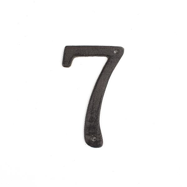 Casa de Engel Domovní číslo na fasádu | č.7 | 17x11 cm