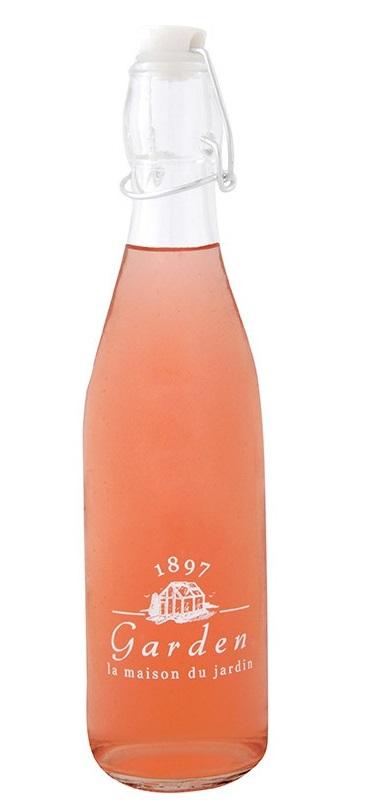 ESSCHERT DESIGN Skleněná lahev s uzávěrem II