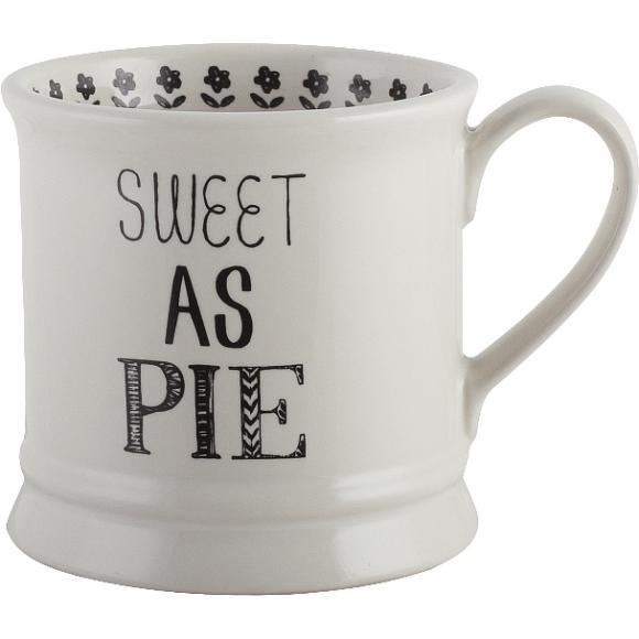 Creative Tops Keramický hrnek Sweet As Pie 8x12x9cm 280ml