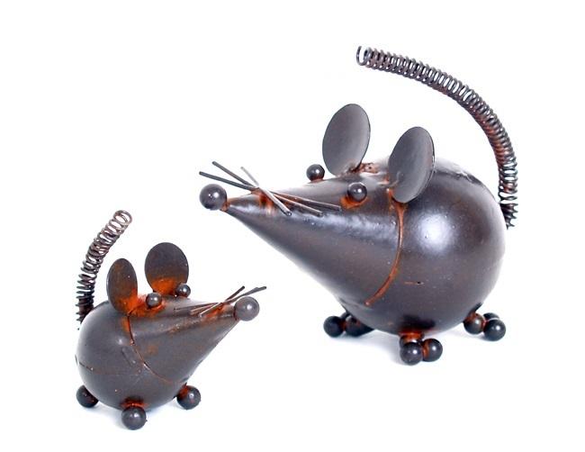 Myš mini kov Velikost: větší