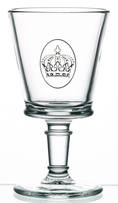 La Rochére Sklenka na noze Symbolic Crown 250ml
