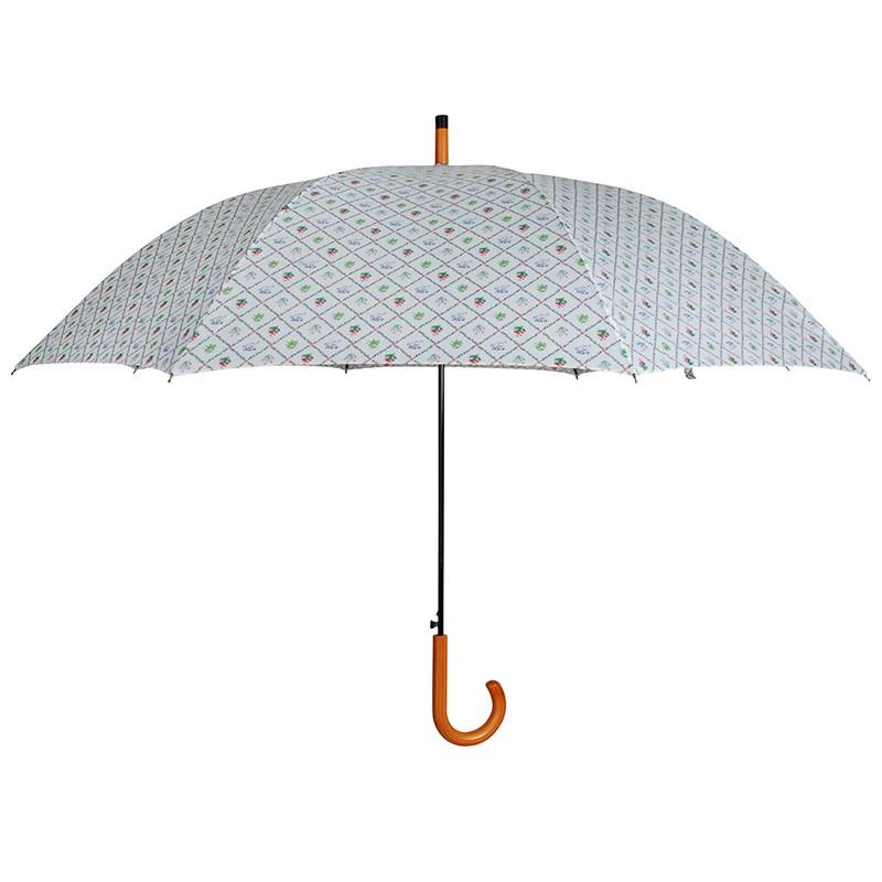 ESSCHERT DESIGN Deštník Botanika 121x121x95cm