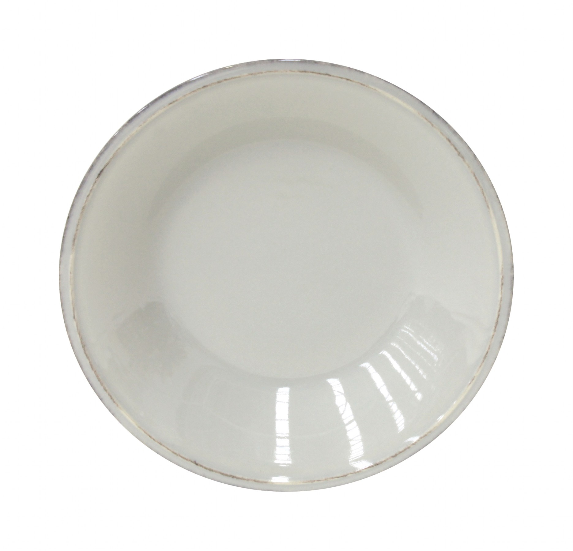 COSTA NOVA Talíř polévkový Friso 26cm šedý
