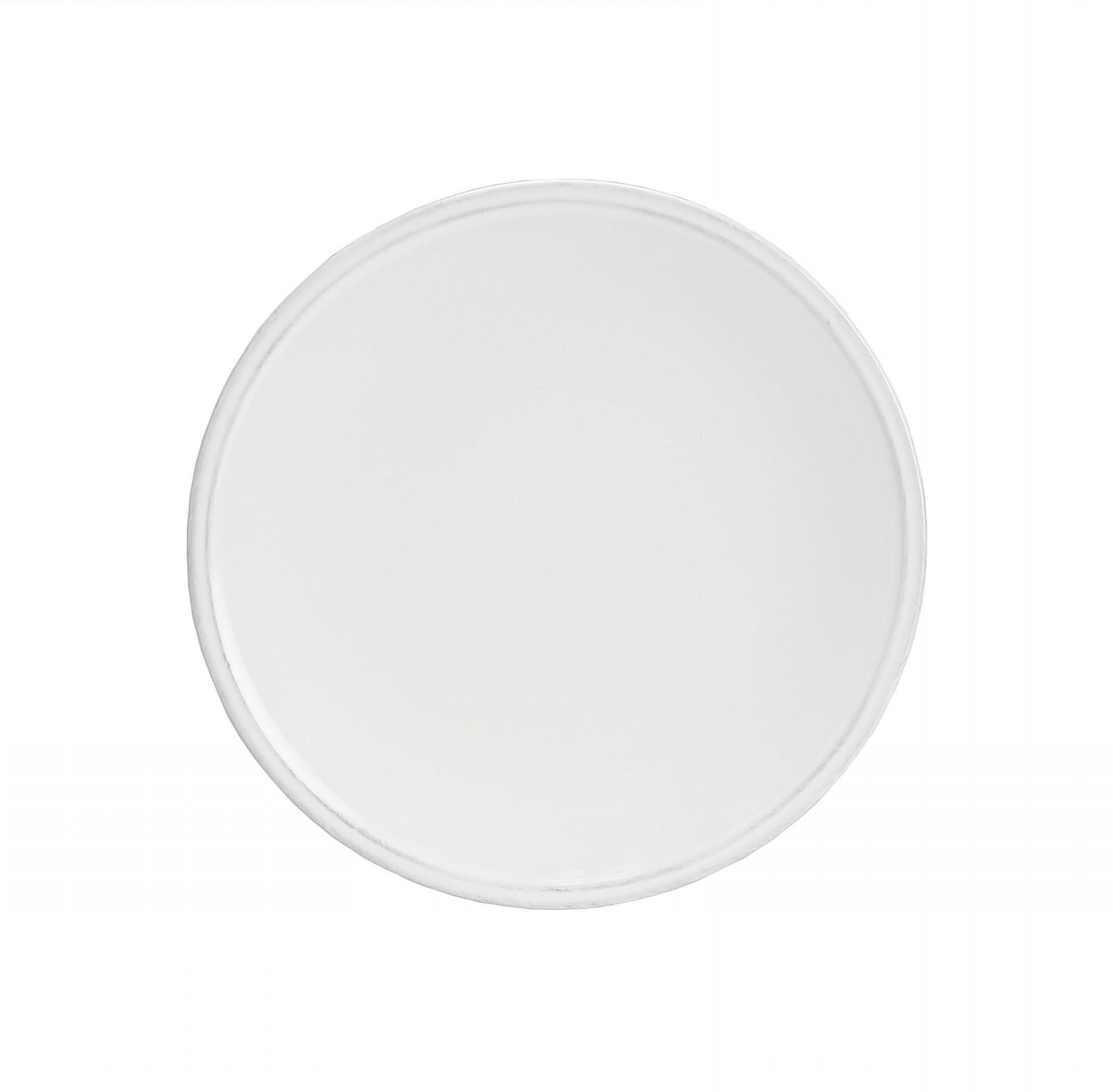COSTA NOVA Talíř dezertní Friso 22cm bílý