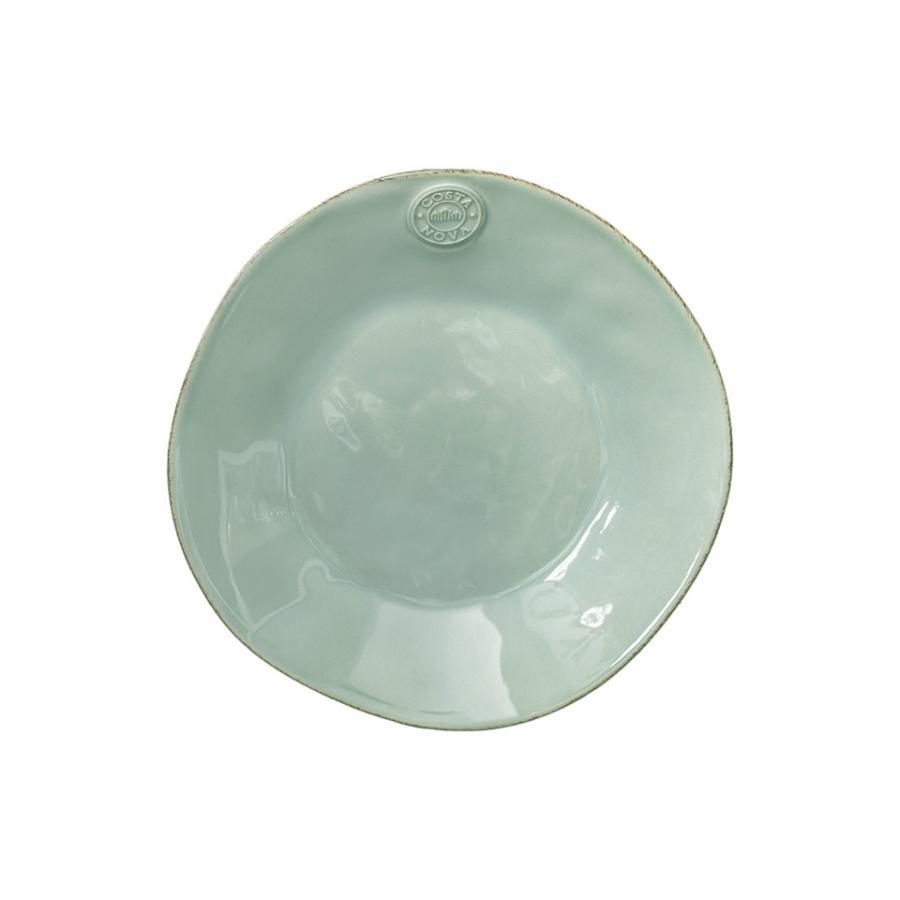 COSTA NOVA Talíř polévkový Nova 25cm Barva: tyrkysová