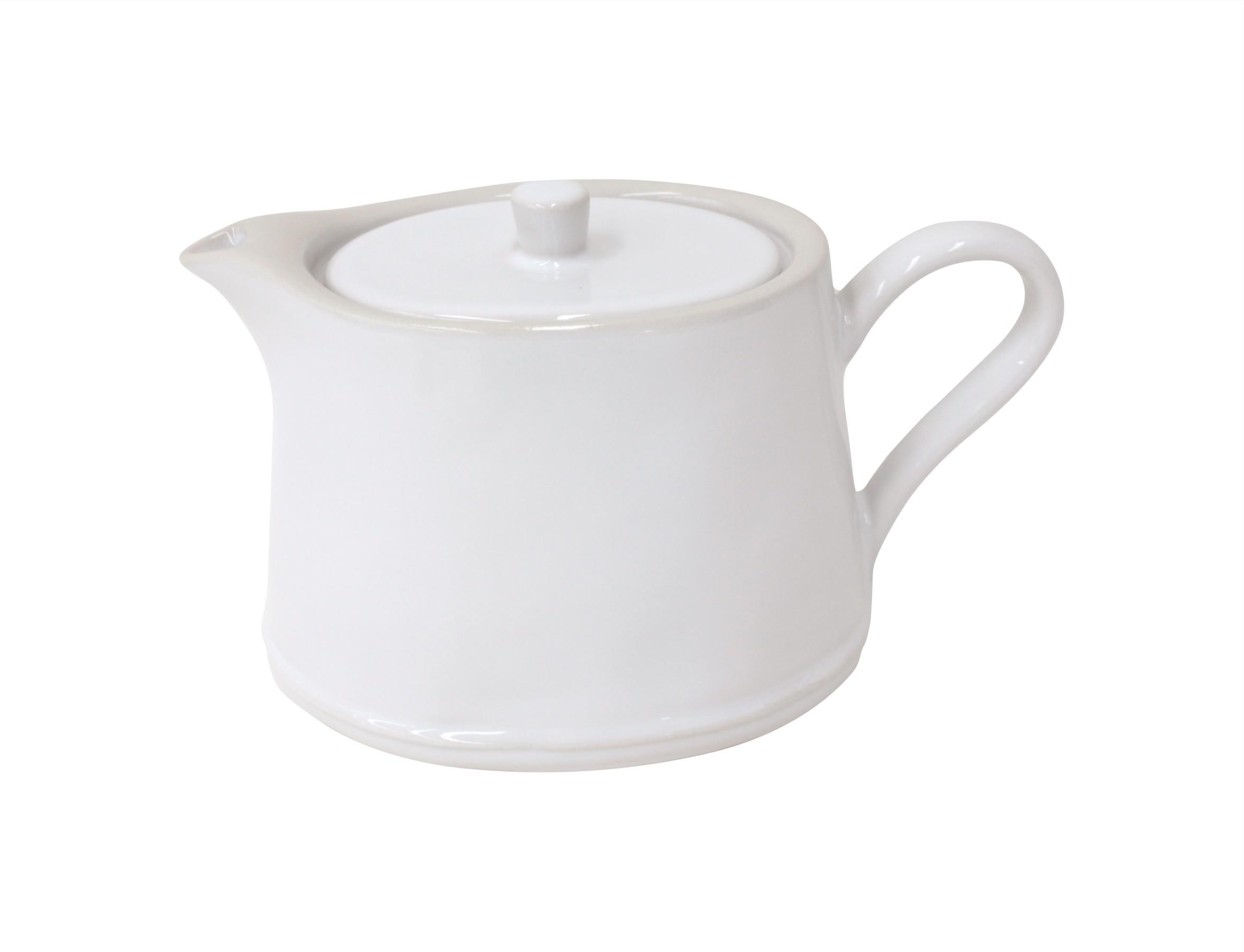 COSTA NOVA Konvice na čaj Astoria bílá Objem: 1,0l