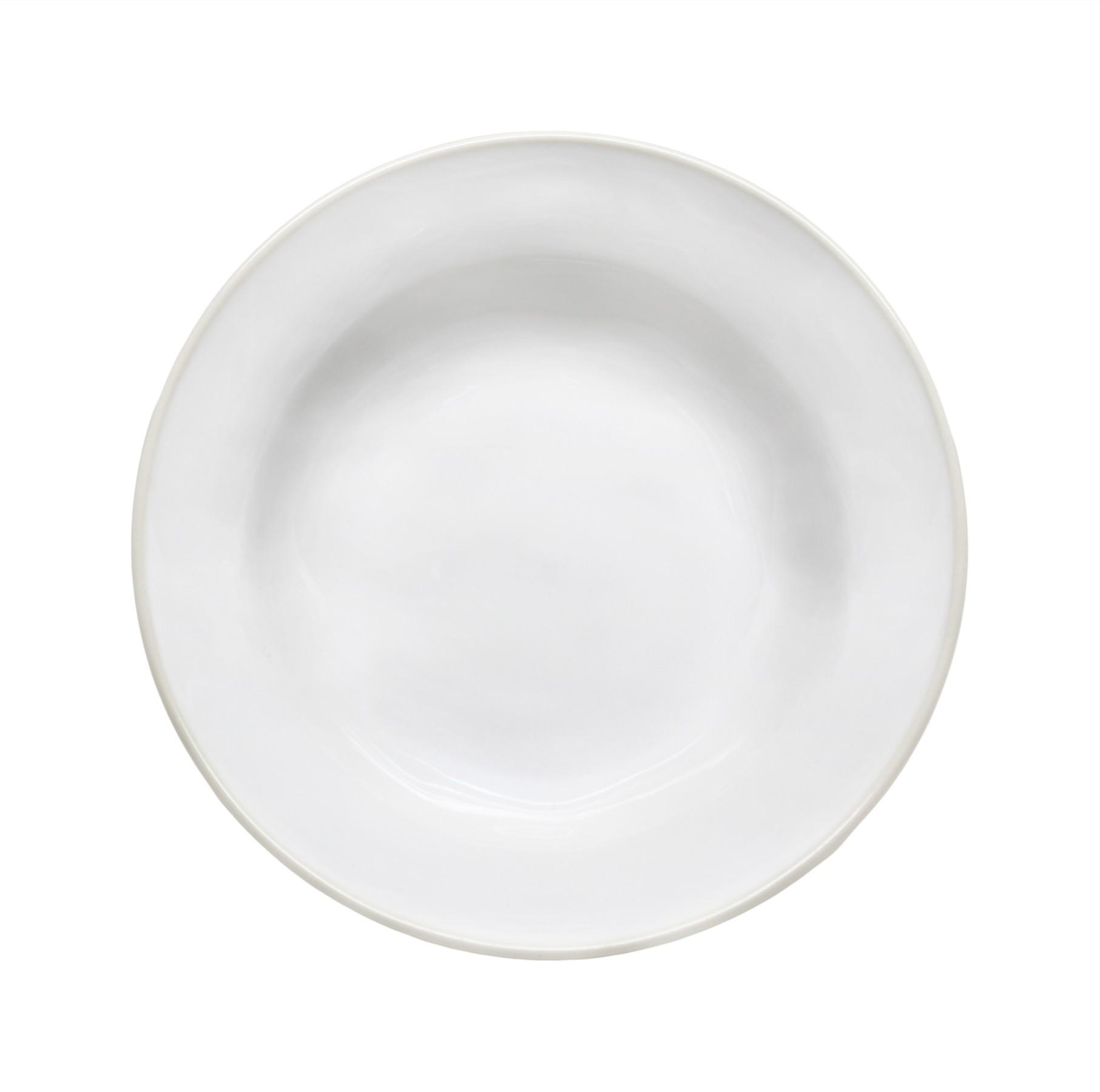 COSTA NOVA Polévkový talíř Astoria bílý 21cm
