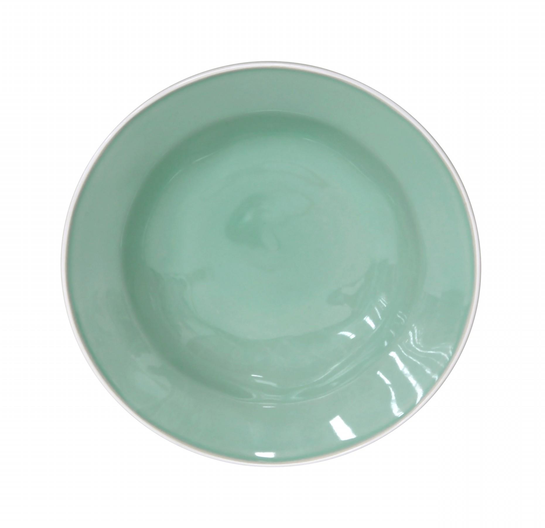 COSTA NOVA Polévkový talíř Astoria mátový 21cm