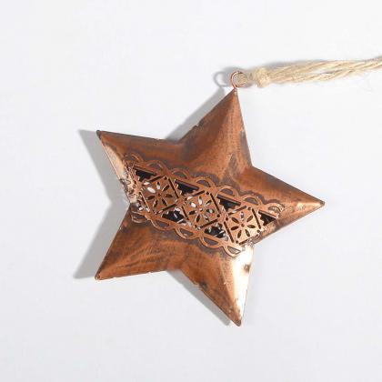 Hvězda Cudere kov Velikost: malá