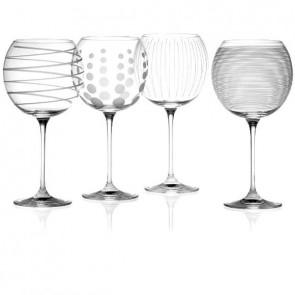 Creative Tops Křišťálové skleničky na víno Baloon Mikasa 4ks