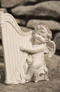 KI Anděl bílý | 16cm | 2DRUHY Provedení: A