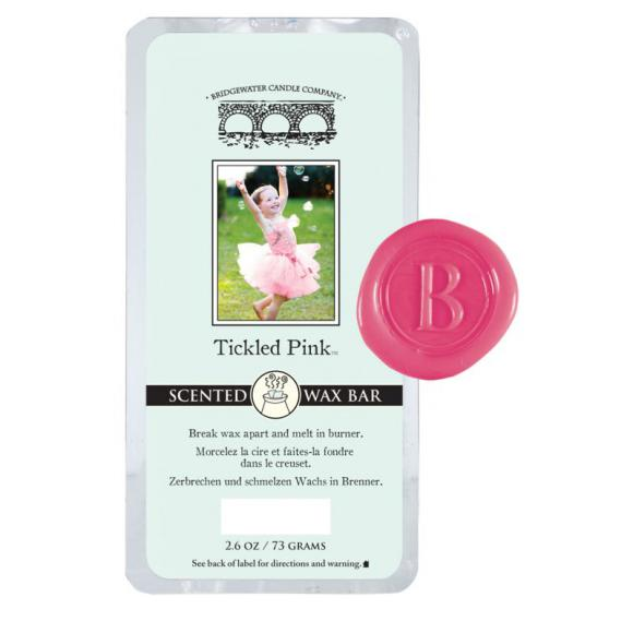 Bridgewater Candle Company Vonný vosk do aroma lampy TICKLED PINK 73g