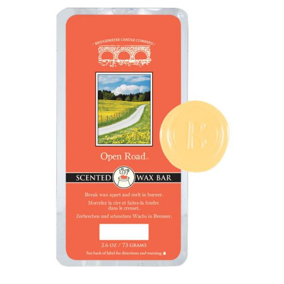 Bridgewater Candle Company Vonný vosk do aroma lampy OPEN ROAD 73g