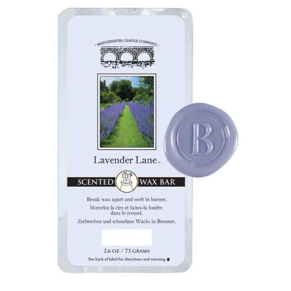 Bridgewater Candle Company Vonný vosk do aroma lampy LAVENDER LANE 73g